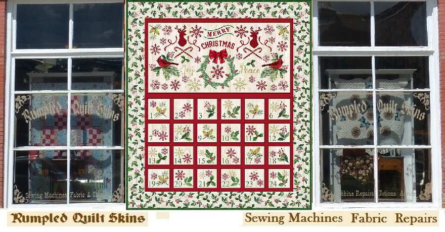 Rumpled Quilt Skins sewing machine and quilt store : rumpled quilt skins - Adamdwight.com